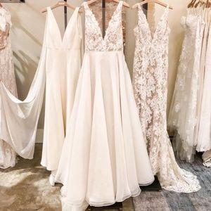 BHLDN X Jenny Yoo Kensington wedding dress